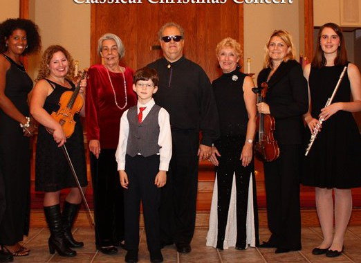 Violins & Voices Christmas Concert