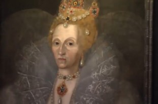 CNBC's 'Treasure Detectives' will investigate a 15th Century Queen Elizabeth portrait at the Elizabethan Gardens in an episode premiering on April 9, 2013.