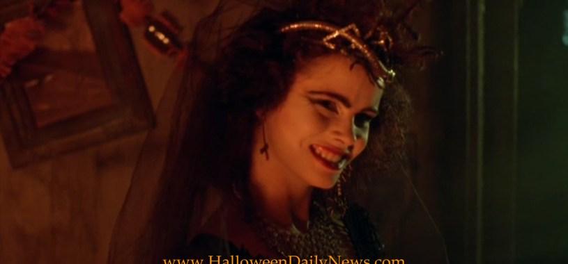 Amelia Kinkade is Angela in 'Night of the Demons'.