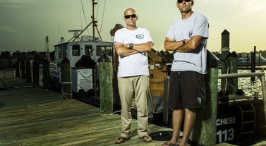 The crew of The Wahoo will be featured on 'Wicked Tuna: North vs. South', filmed on the Outer Banks, North Carolina.