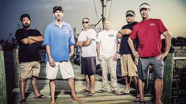 Welcome to Oregon Inlet In 'Wicked Tuna: North vs. South' Clips [NC Film]