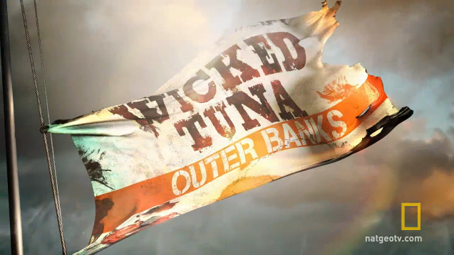 Wicked Tuna Outer Banks flag
