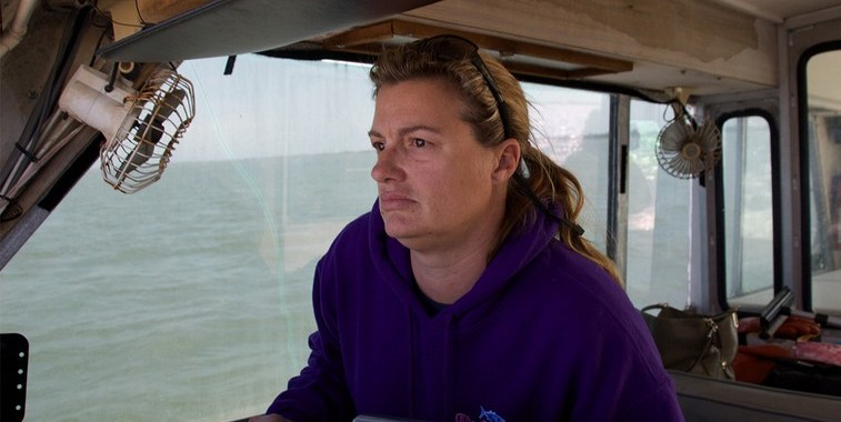 'Wicked Tuna: Outer Banks' captain Tami Gray of the Reel Action.