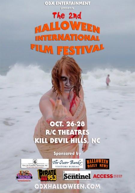 2017 Halloween International Film Festival poster