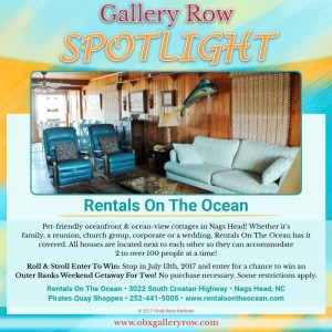 SPOTLIGHT - Rentals on the Ocean