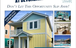 outer banks new homes for sale