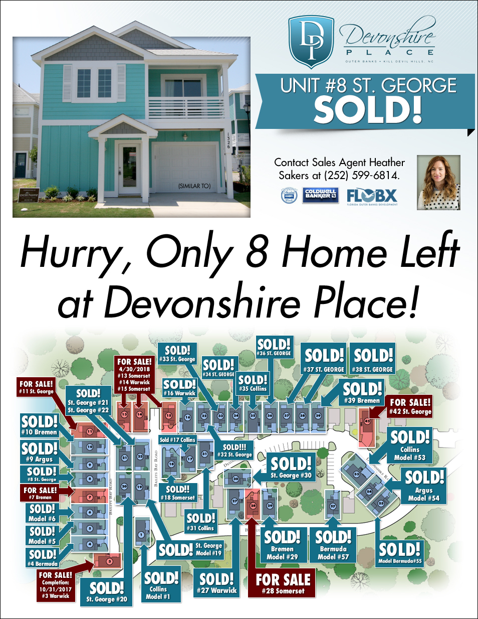 Kill Devil Hills New Homes for sale