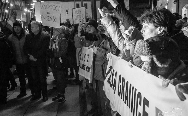 Moją ojczyzną jest człowieczeństwo – Wrocław przeciwko faszyzmowi