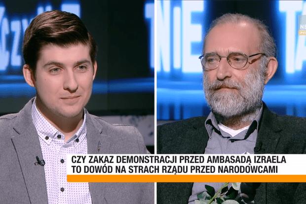 Obywatel RP dyskutuje zMateuszem Marzochem