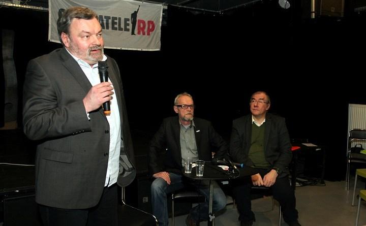 Spotkanie Obywateli RP we Wrocławiu w sprawie prawyborów