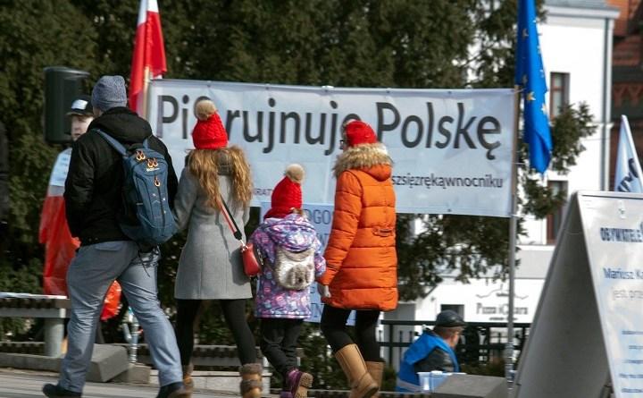 23. Pikieta Billboardowa w Bydgoszczy