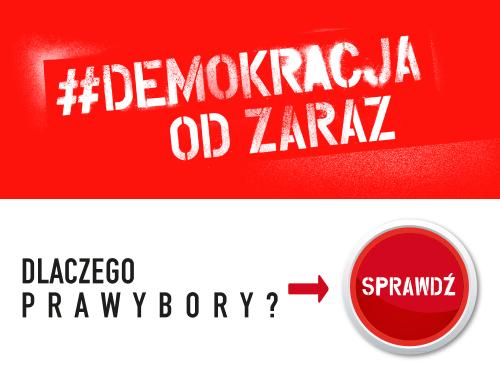 Prawybory - Demokracja od Zaraz! - Obywatele RP