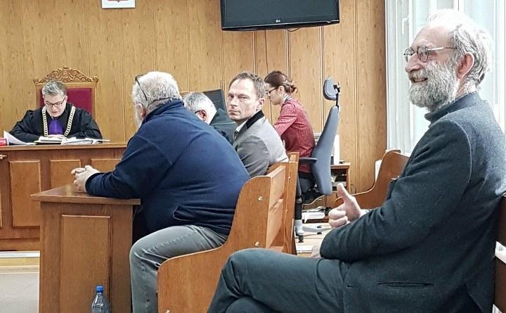 Sąd uniewinnił Macieja Bajkowskiego i Arkadiusza Szczurka