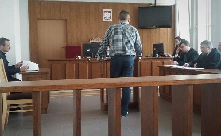 Proces trzynastu, zeznają policjanci
