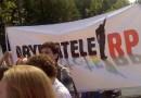 Obywatele RP na Paradzie Równości