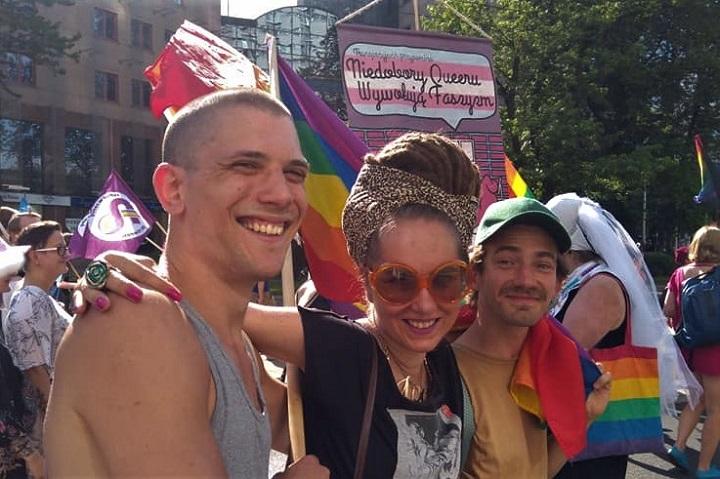 Parada Równości wWarszawie