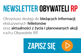 Newsletter Obywateli RP
