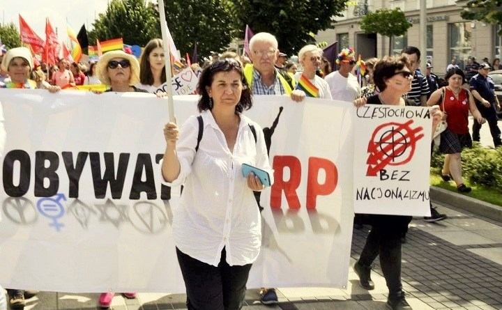 Pierwszy Marsz Równości w Częstochowie, 8.07.2018