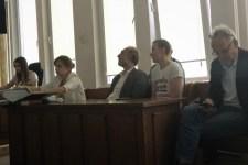 Rozprawa za próbę blokady miesięcznicy smoleńskiej 10 marca 2017 r.