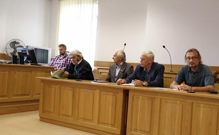 Rozprawa Bogusława Zalewskiego, Piotra Warczykowskiego i Jarosława Wiśniewskiego