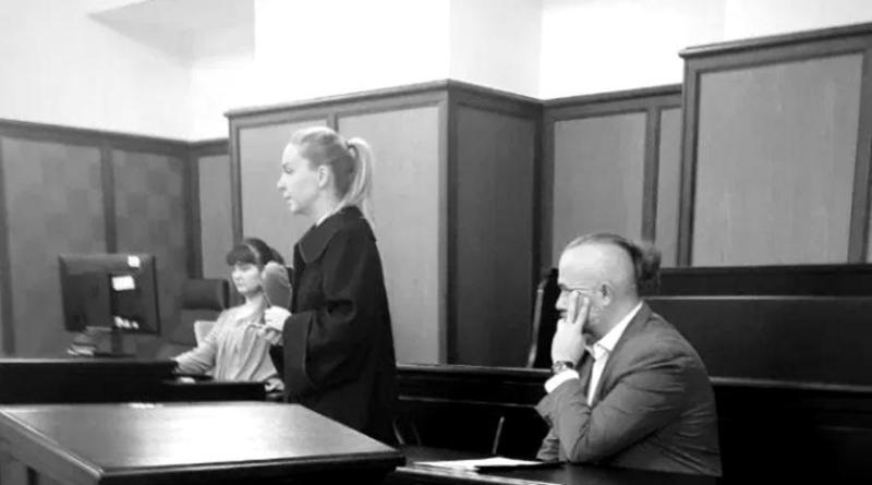 Rozprawa sądowa - Obywatele RP