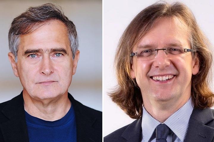 Olgierd Łukasiewicz iMichał Korolko kandydują doParlamentu Europejskiego