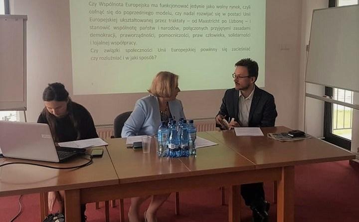 Wysłuchanie publiczne Wandy Nowickiej
