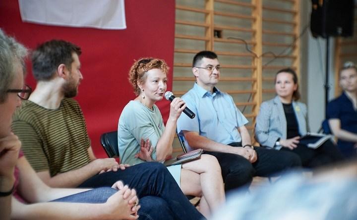 Panel klimatyczny na II Kongresie Obywateli RP