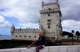wieża w Lizbonie