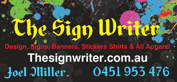 The Sign Writer Wamberal Central Coast Nsw Obz Online Business Zone