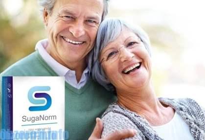 Cápsulas SugaNorm para el tratamiento de la diabetes mellitus