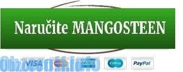 Naručite sada mangostin sirup Mangosteen