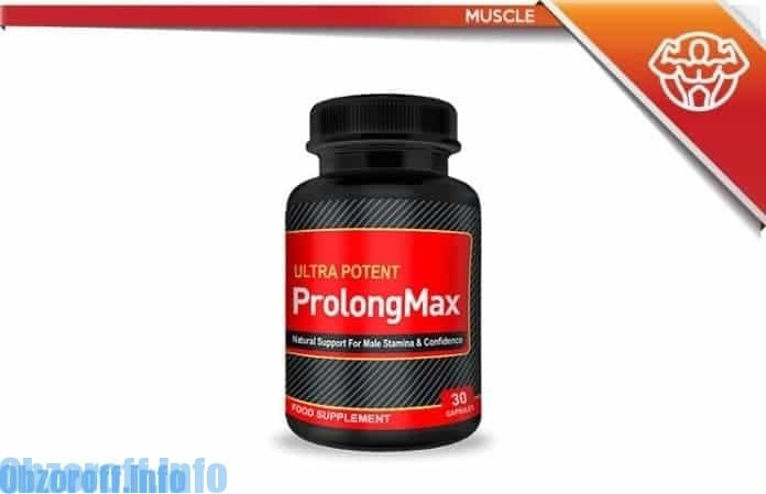 Kapseln ProlongMax zur Stärkung der Erektion und Verbesserung der Potenz