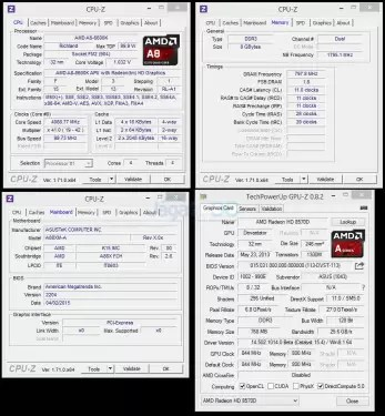 Tuning Guide: ASUS A88XM-A Motherboard