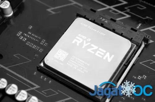 Overclocking Preview : AMD Ryzen 3 1200 + Wraith Stealth Cooler – Jagat OC