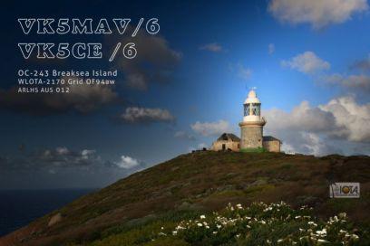 VK5CE/6 OC243 - 2016