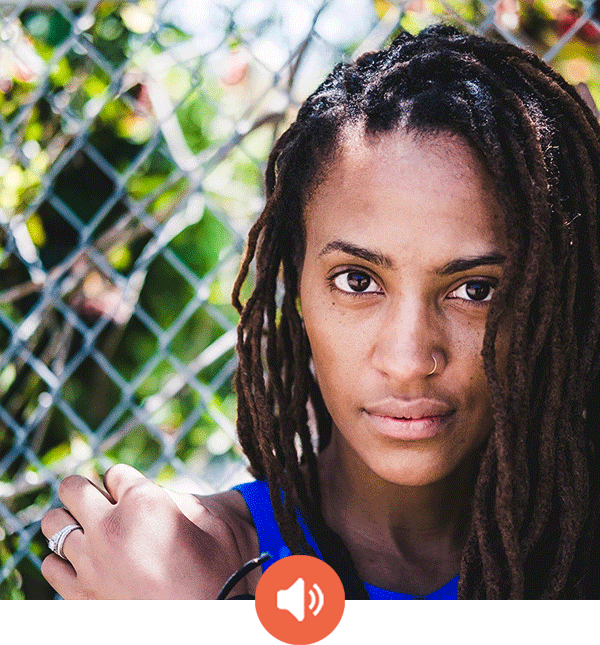 """Episode 14 – """"The Hunting Ground"""": Recovering from Sexual Assault – an Interview with Documentary Film Subject, Kamilah Willingham"""