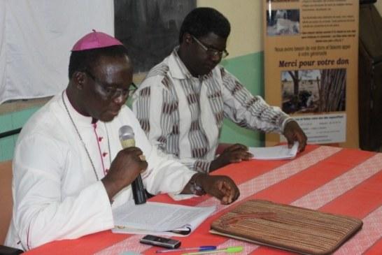 3ème Conseil diocésain de l'OCADES Koudougou: plus d'un milliards injectés dans la pastorale sociale
