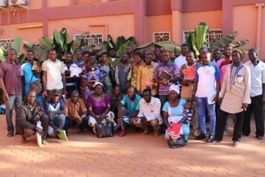 Rencontre des réseaux de PSP à Koudougou
