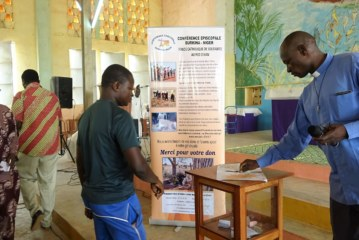 Lancement officiel du Fonds catholique de Solidarité dans le diocèse de Ouahigouya