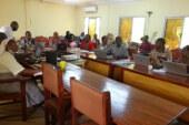 Le Secrétariat Général de l'OCADES Caritas Burkina forme ses agents en gestion des données, en cybersécurité, et sur les plateformes de rencontre virtuelle
