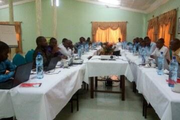 Projet EFI : atelier bilan à Bobo Dioulasso