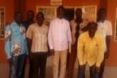 Vœux des présidents du réseau des prestataires privés du Projet EFI au SED Koudougou