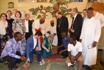 PARTENARIAT NORD-SUD: L'ONG Misereor de l'Allemagne en visite au Burkina
