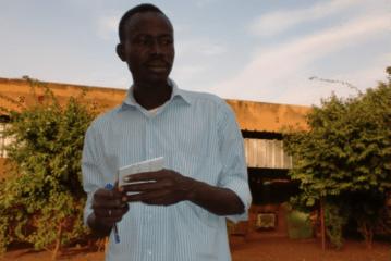Département Solidarité et Partage/ Ouahigouya :solidaires dans le partage