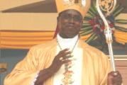 Mgr Prosper KONTIEBO, premier évêque de  Tenkodogo