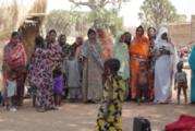 Nouna : L'OCADES aux côtés des réfugiés Touareg du Mali