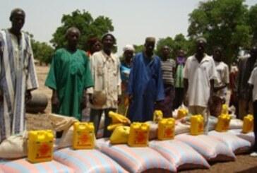 Crise alimentaire: l'OCADES Caritas Burkina enclenche la distribution des vivres