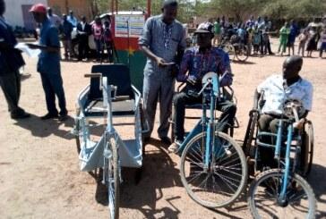 Célébration de la journée internationale des personnes handicapées sous le signe de leur autonomisation