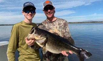 Orange Lake Fishing Trips